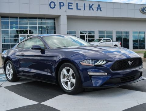 Pre-Owned 2019 Ford Mustang EcoBoost
